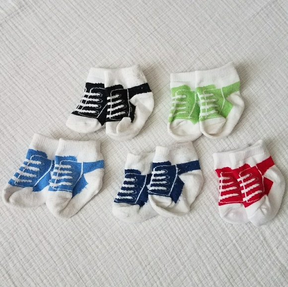 Other - Set of Newborn Socks